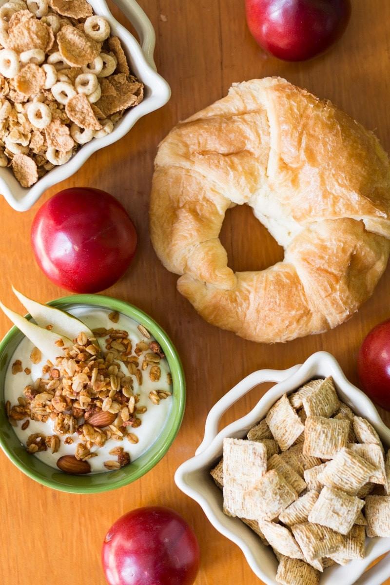 Thanksgiving Breakfast Ideas  No Cook Thanksgiving Breakfast Ideas • Recipe for Perfection