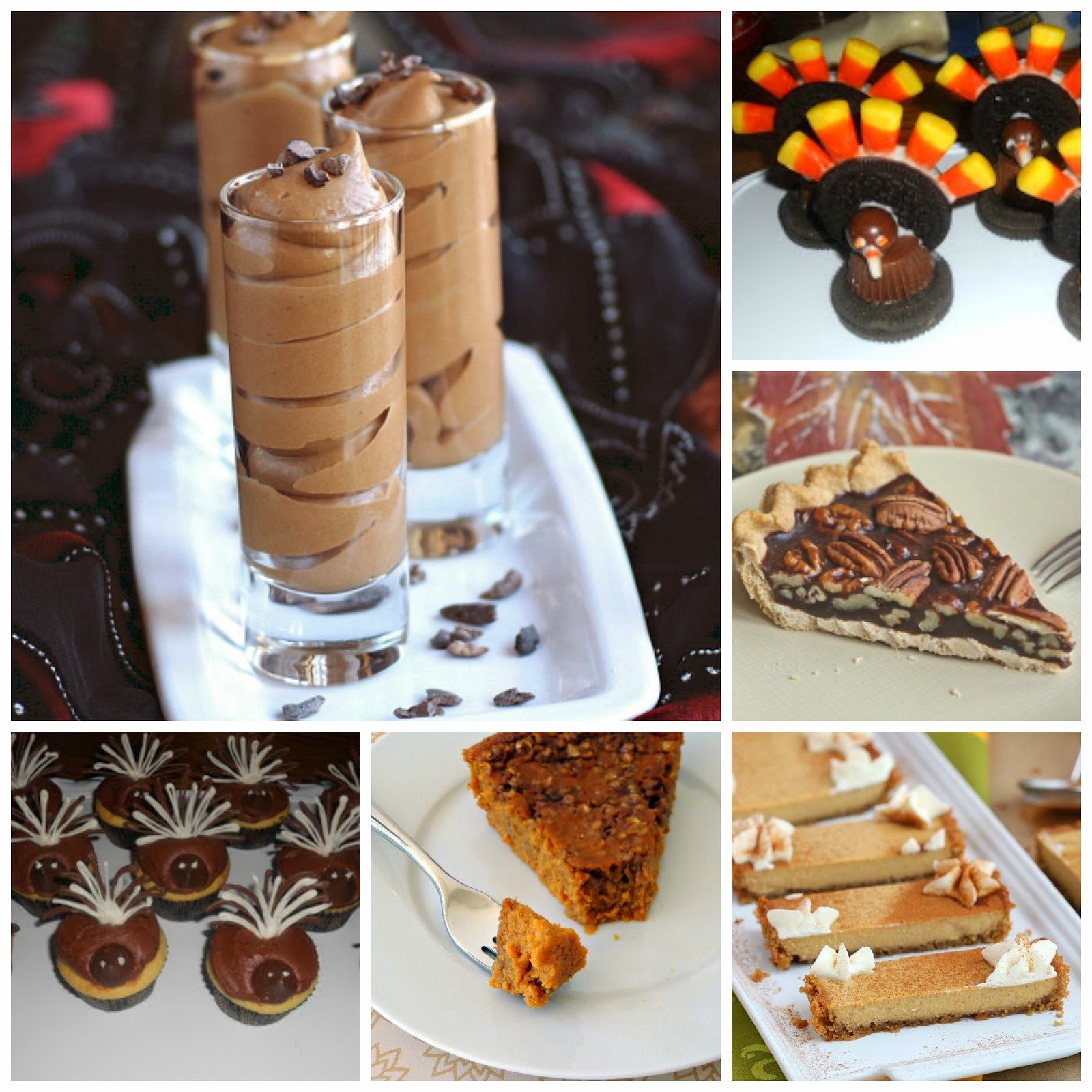 Thanksgiving Desserts Ideas  75 Recipes for Thanksgiving Hezzi D s Books and Cooks