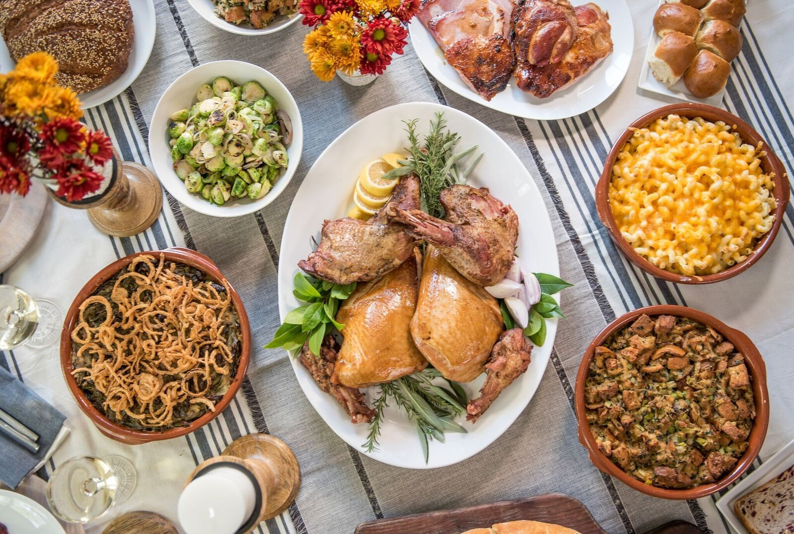 Thanksgiving Dinner Catering  Houston s Best Thanksgiving Day Catering Options 2017