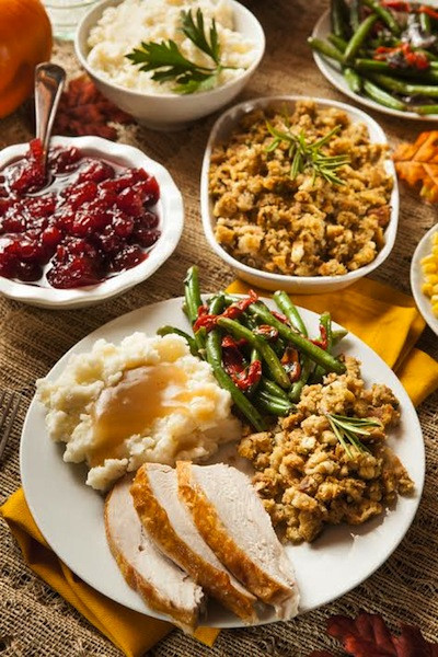 Thanksgiving Dinner Catering  Where to Get Thanksgiving Dinner To Go in Atlanta