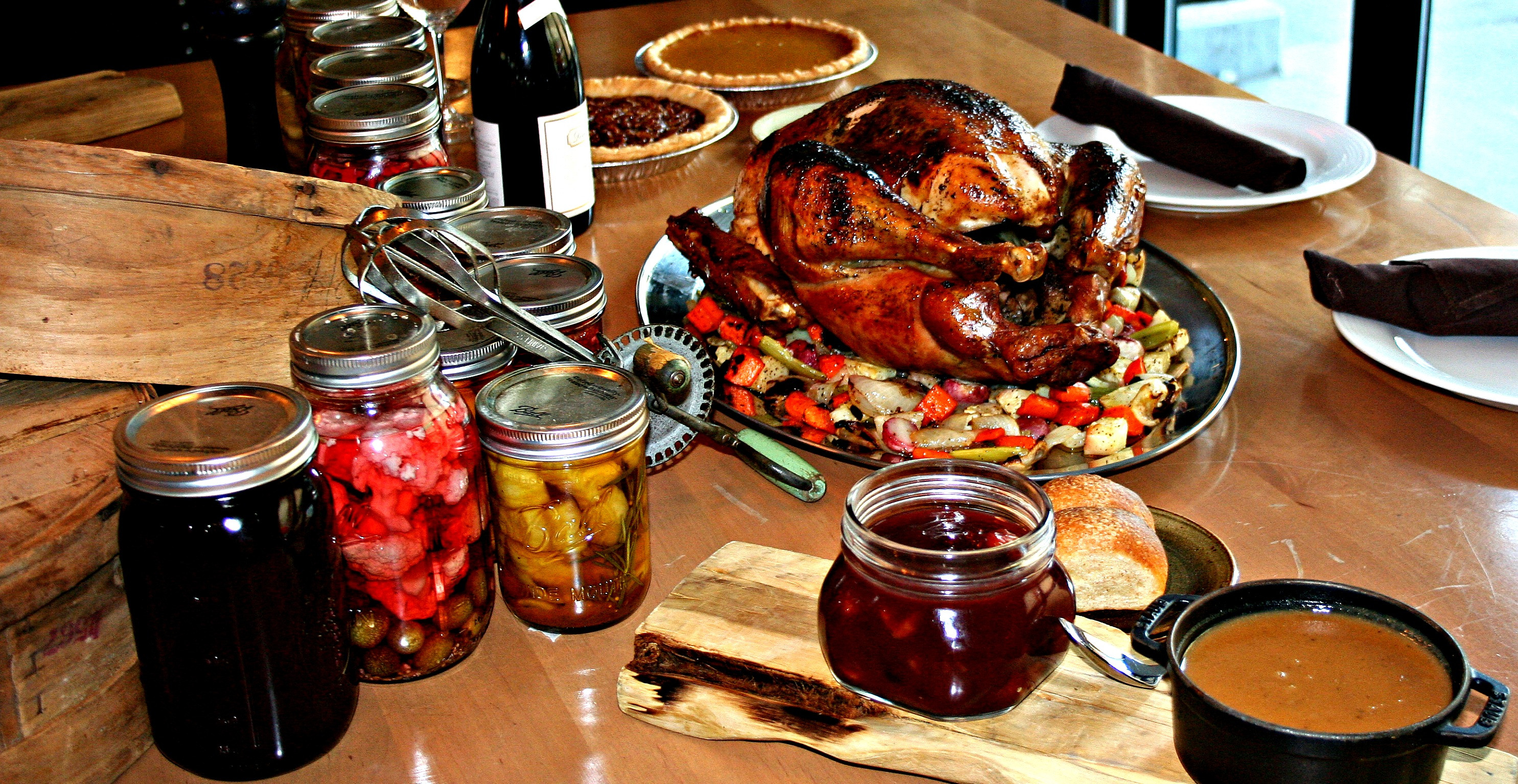 Thanksgiving Dinner Delivery  Where to Order Thanksgiving Takeout in Philly Eater Philly
