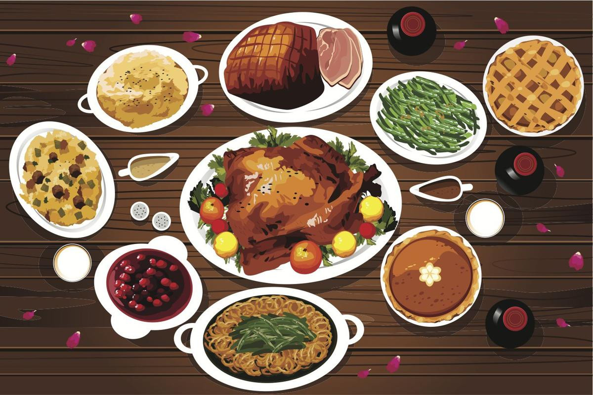 Thanksgiving Dinner For One  First Reformed Church to offer free Thanksgiving meal