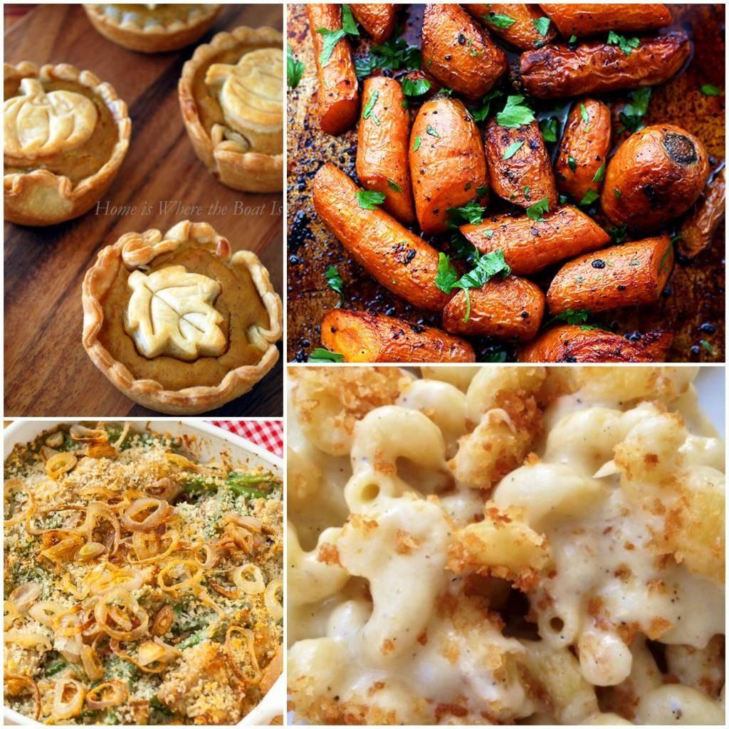 Thanksgiving Dinner For One  Easy Thanksgiving Dinner Recipes