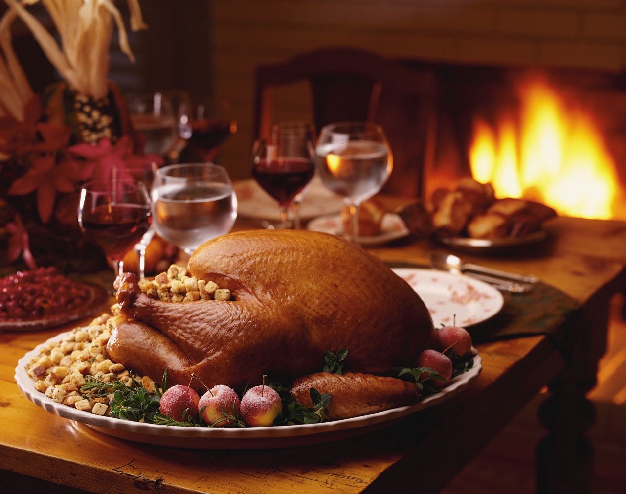"""Thanksgiving Dinner For One  Kitchen Rap With Louis S Luzzo Sr """"Making The Perfect"""