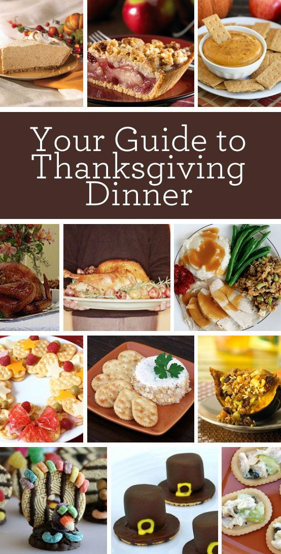 Thanksgiving Dinner Ideas Pinterest  Thanksgiving Dinner Ideas thanksgiving