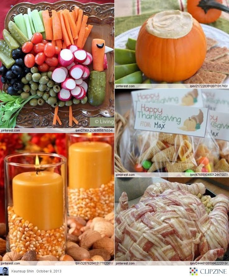 Thanksgiving Dinner Ideas Pinterest  Thanksgiving Decorating Ideas