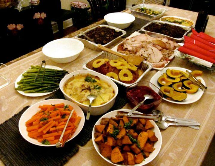 Thanksgiving Dinner Menu Ideas  Happy Thanksgiving Dinner Ideas & Recipes Techicy
