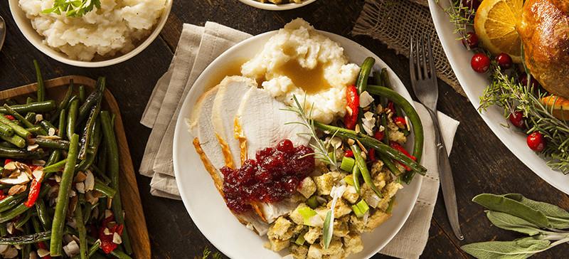 Thanksgiving Dinner Menu Ideas  5 Healthy Thanksgiving Dinner Menu Ideas