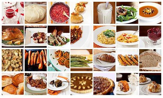 Thanksgiving Dinner Menu Ideas  Thanksgiving Menu – The Brewer & The Baker