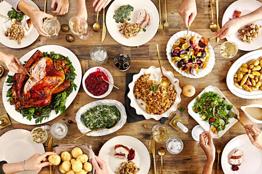 Thanksgiving Dinner Menu Ideas  Thanksgiving Menu Recipes Traditional Thanksgiving