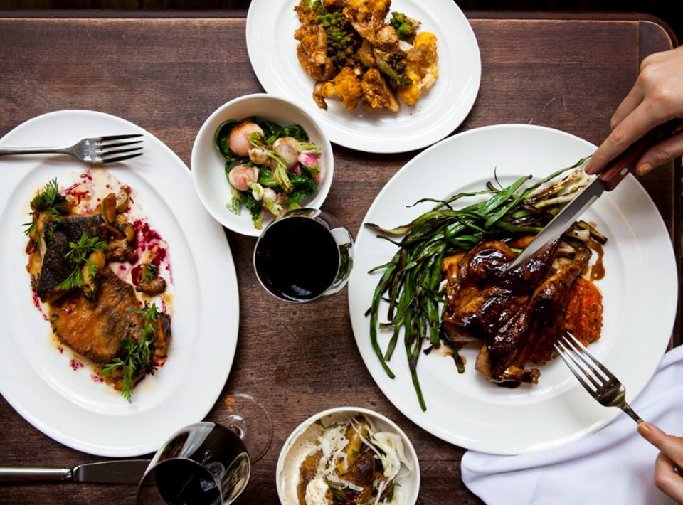 Thanksgiving Dinner Nyc  Thanksgiving Dinner in NYC Where to Eat in All 5 Boroughs