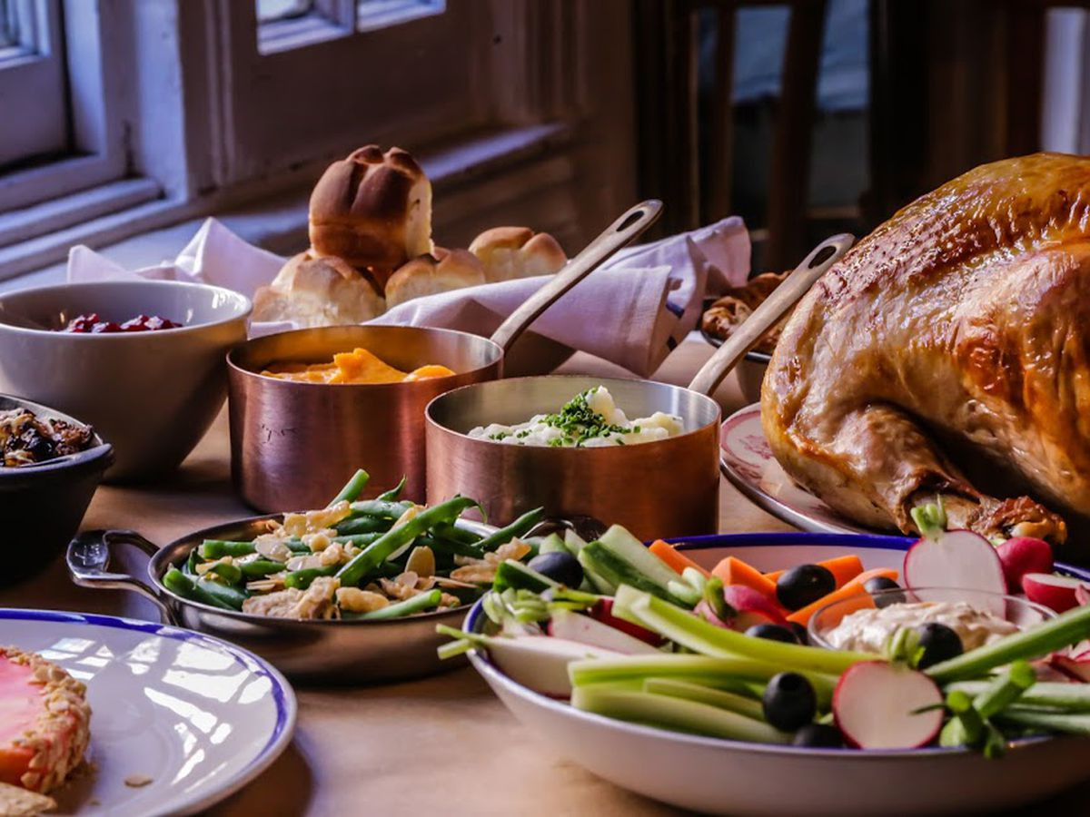 Thanksgiving Dinner Nyc  21 Worthy Options for Thanksgiving Day in New York City