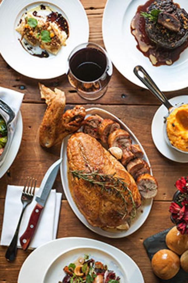 Thanksgiving Dinner Nyc  Thanksgiving Dinner in New York City