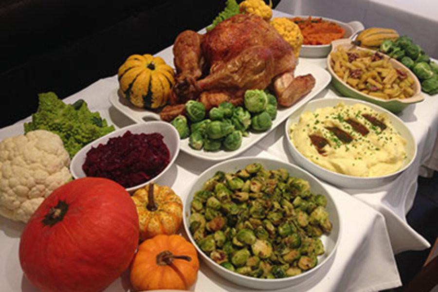 Thanksgiving Dinner Nyc  Telepan Thanksgiving Dinner in New York City