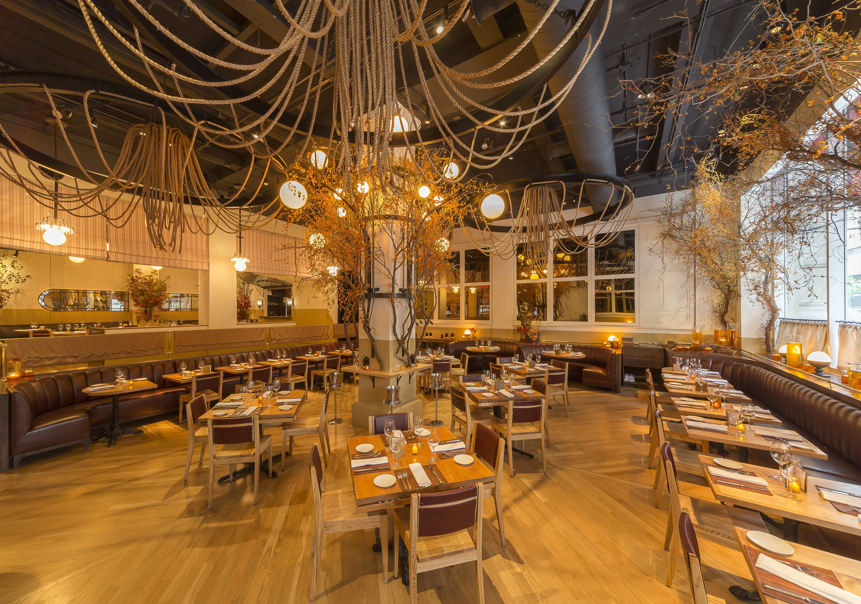 Thanksgiving Dinner Nyc  NYC's Best Restaurants For Thanksgiving Dinner CBS New York