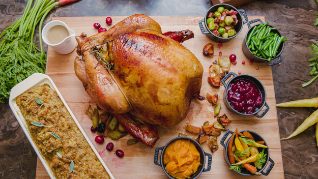 Thanksgiving Dinner Nyc  NYC's Best Restaurants For Thanksgiving Dinner CBS New York