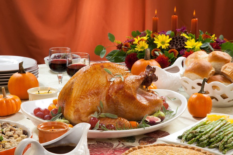 Thanksgiving Dinner Nyc  Thanksgiving dinner costs slightly up from last year