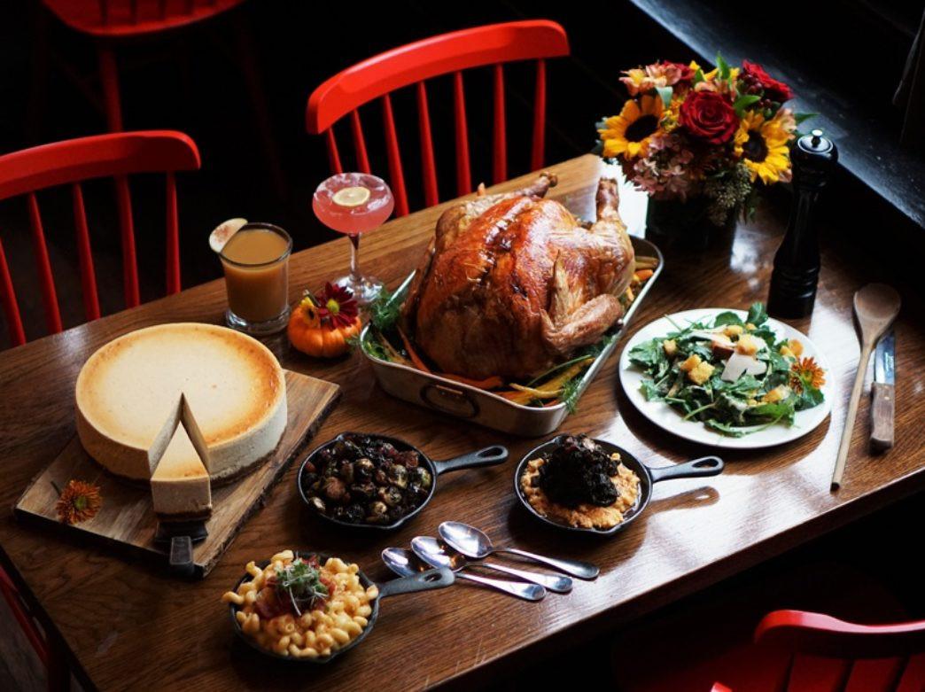 Thanksgiving Dinner Restaurants  Thanksgiving Dinner at Philadelphia Restaurants 2017