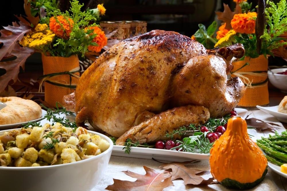 Thanksgiving Dinner Restaurants  4 Restaurants Open on Thanksgiving Near Our Hotel in