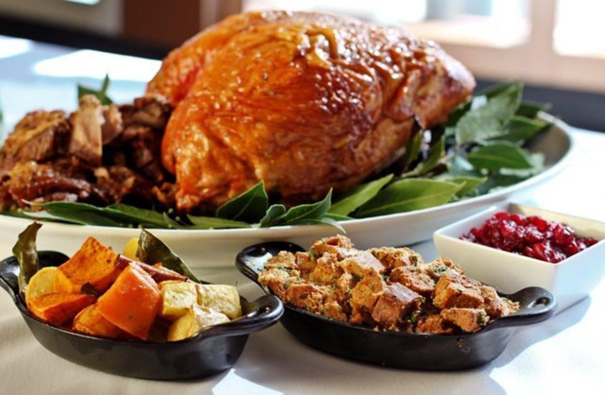 Thanksgiving Dinner Restaurants  Best Restaurants Open For Thanksgiving Dinner 2017 In Los