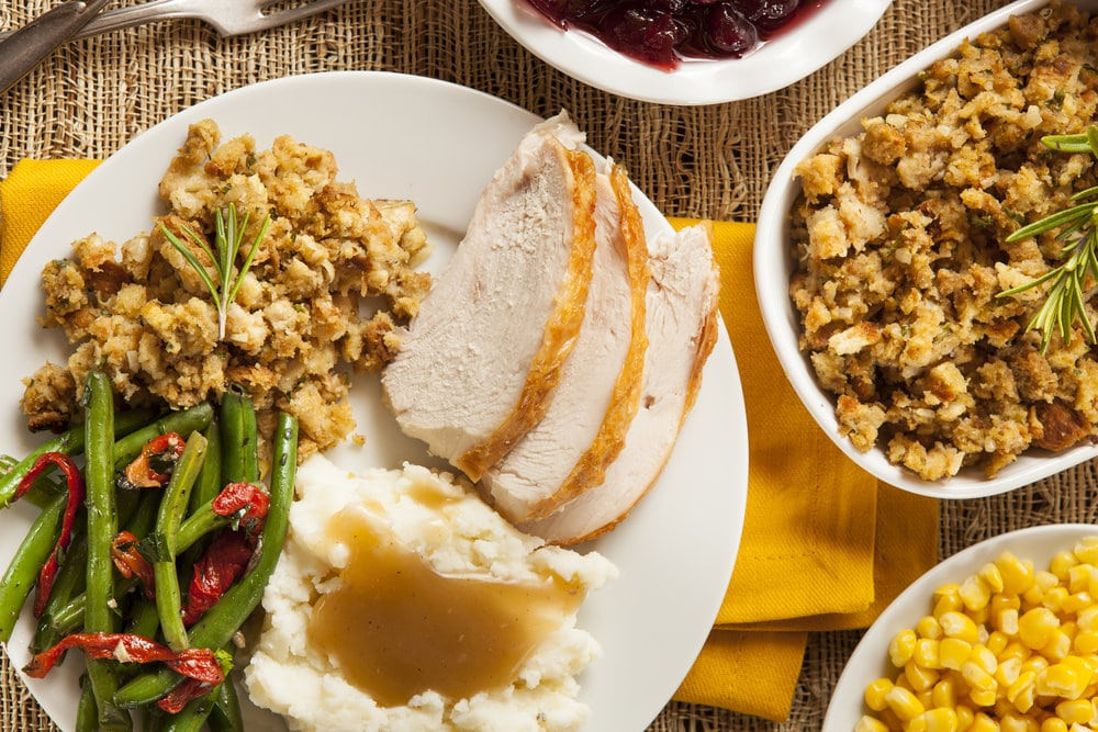 Thanksgiving Dinner Restaurants  Which Smoky Mountains Restaurants Are Open on Thanksgiving