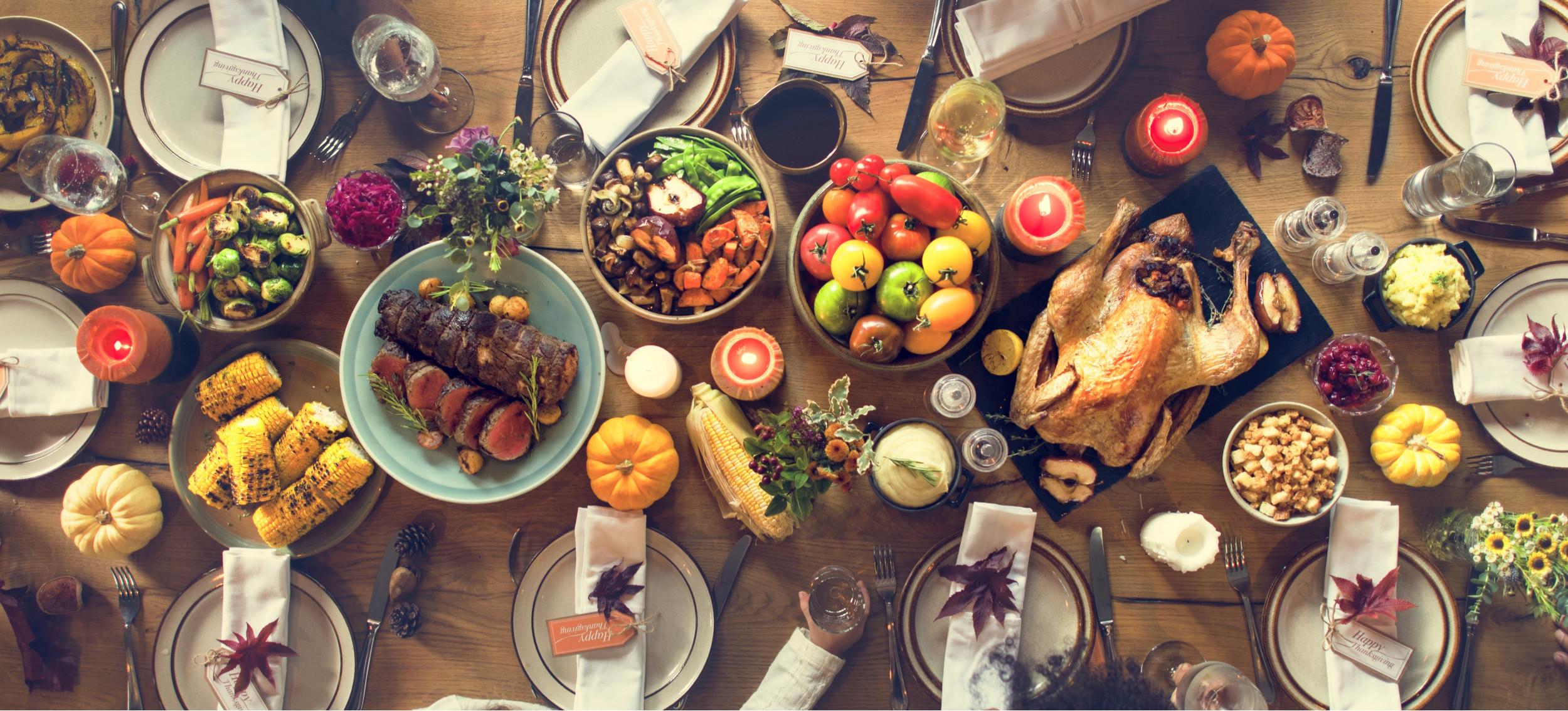 Thanksgiving Dinner San Diego  Thanksgiving Dinner in San Diego North County 2018