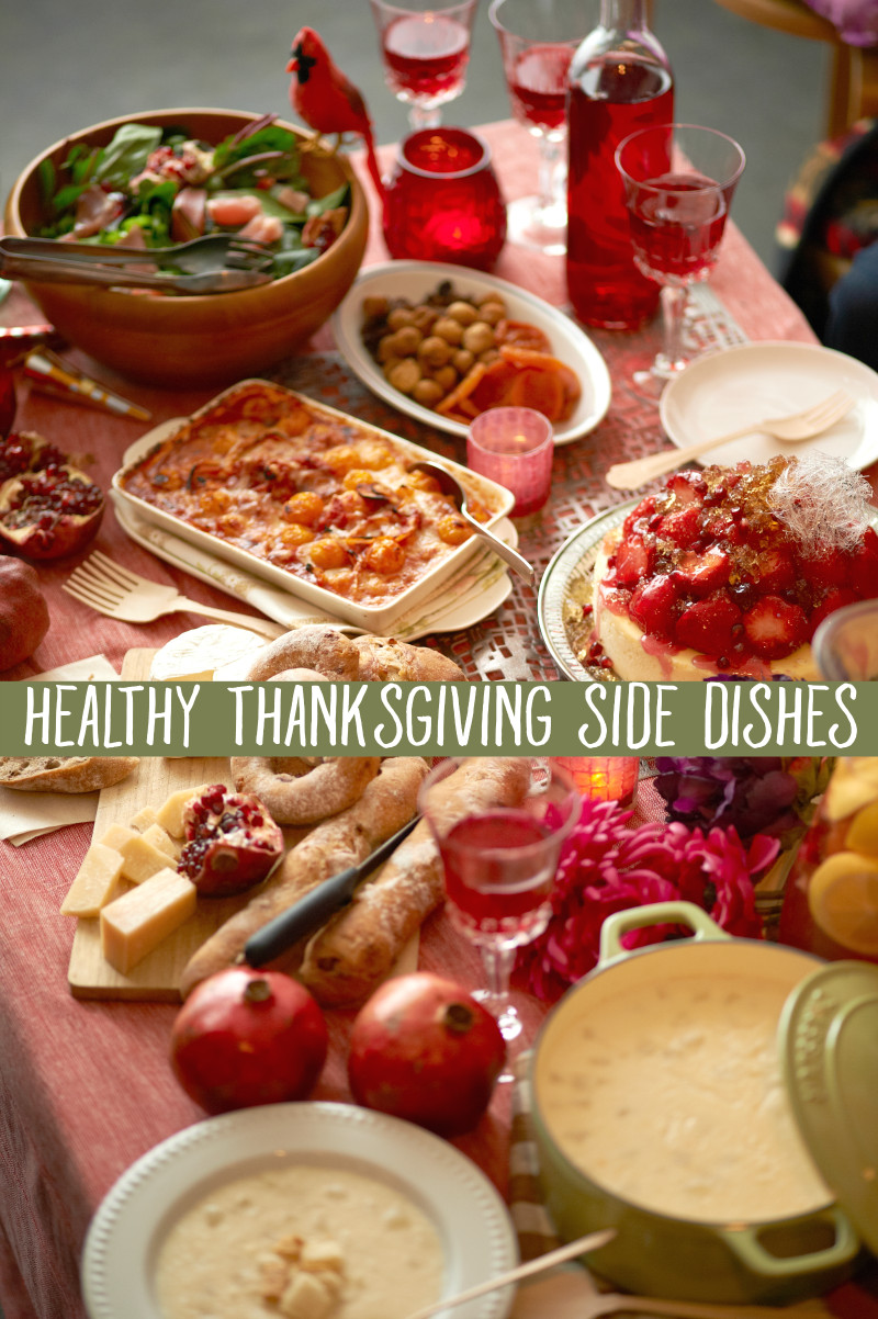 Thanksgiving Dinner Sides  Healthy Side Dishes To Bring To Thanksgiving Dinner