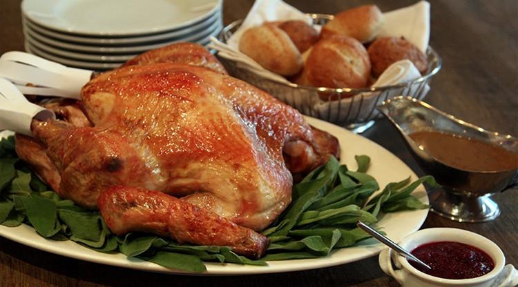 Thanksgiving Dinner To Go  The best Thanksgiving dinner to go options in Toronto