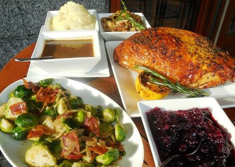 Thanksgiving Dinner To Go  Best places for Thanksgiving meals to go in DC AXS