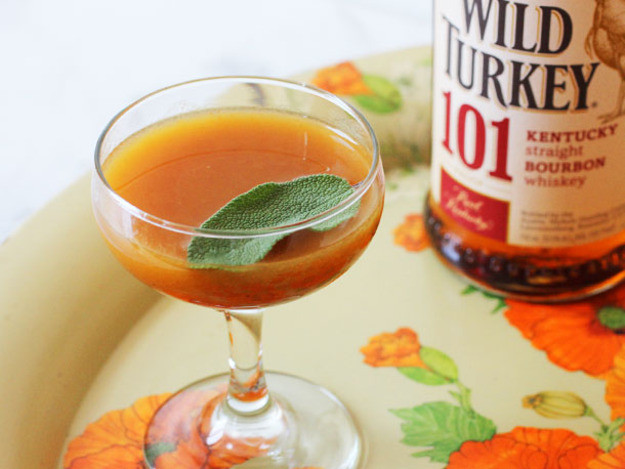 Thanksgiving Mixed Drinks  16 Festive Thanksgiving Cocktails You ll Truly Be Thankful