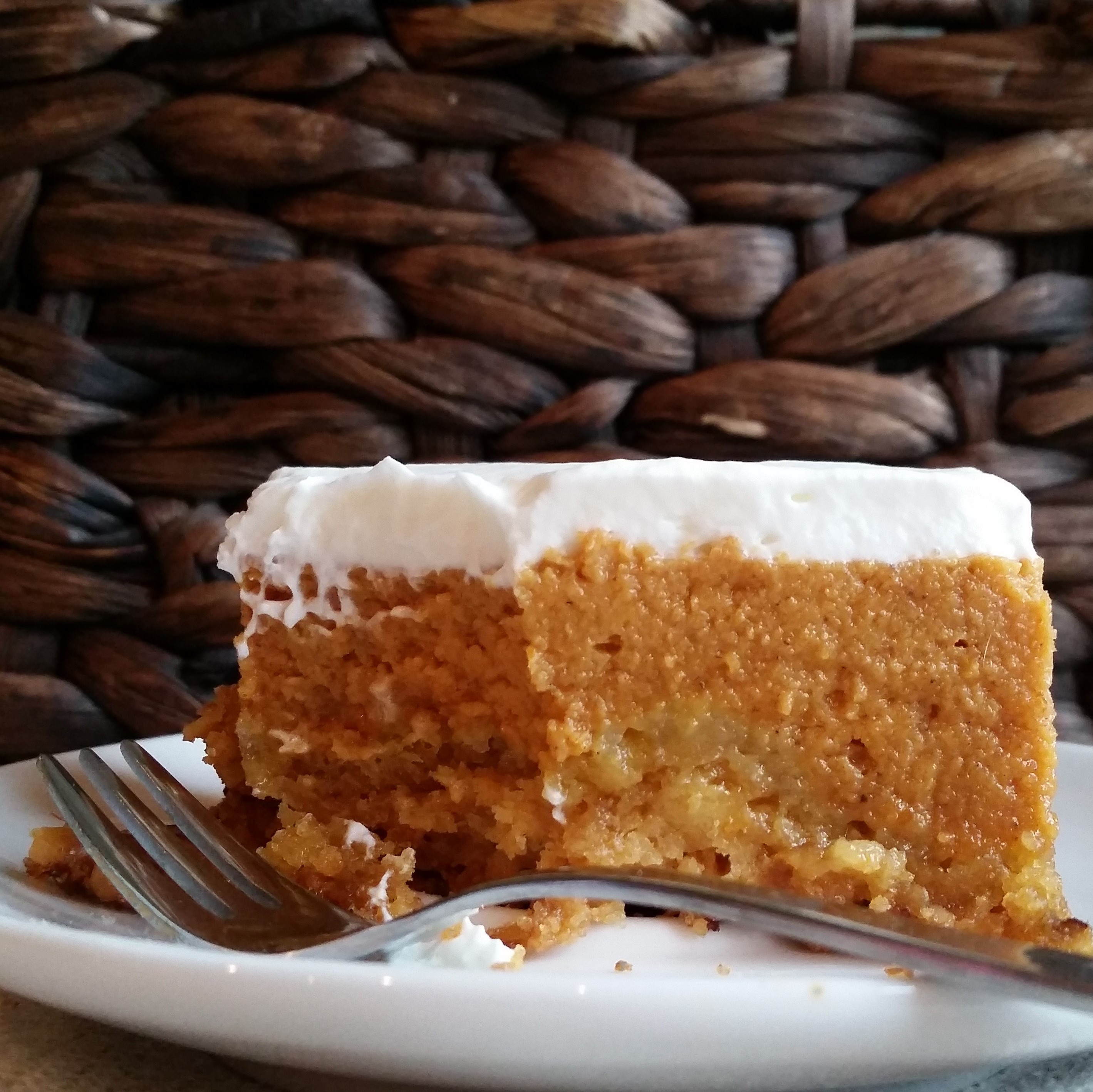 Thanksgiving Recipes Desserts  Pumpkin Crunch – The Perfect Thanksgiving Dessert – Rumbly