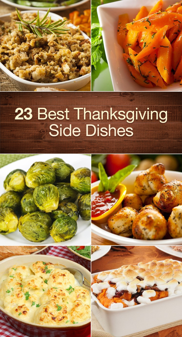 Thanksgiving Side Dishes  23 Best Thanksgiving Side Dishes
