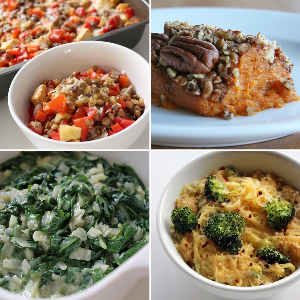 Thanksgiving Side Dishes  Healthy Thanksgiving Side Dishes