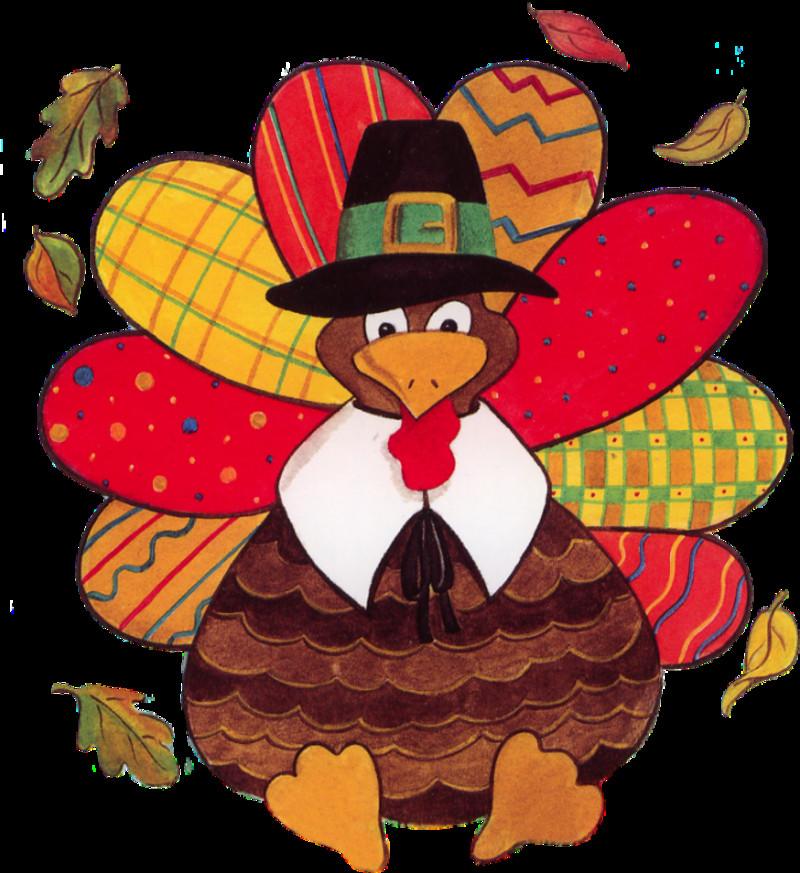 Thanksgiving Turkey Clip Art  Thanksgiving Decoration Clip Art – 101 Clip Art