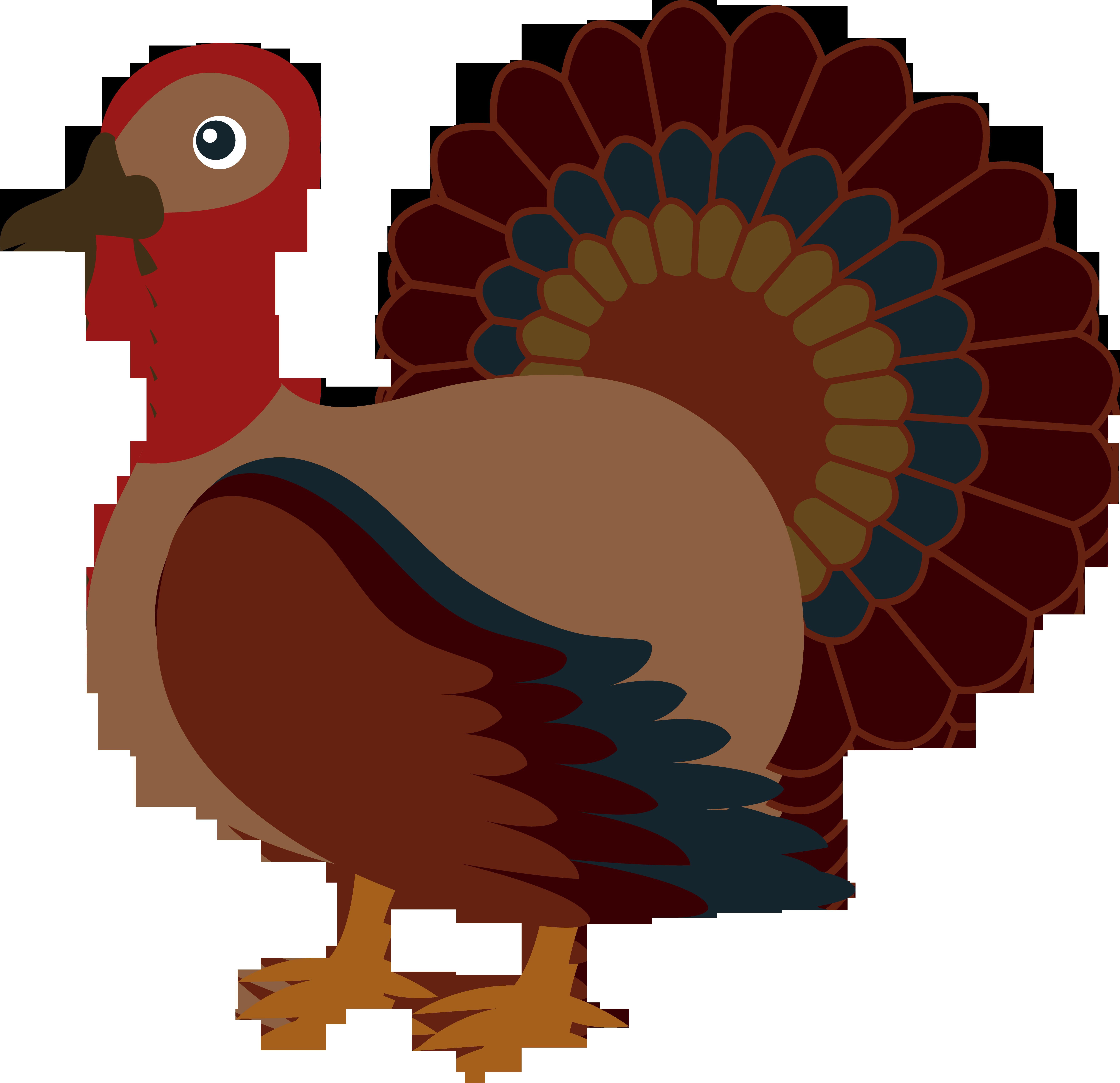 Thanksgiving Turkey Clipart  Turkey Clip Art – 101 Clip Art