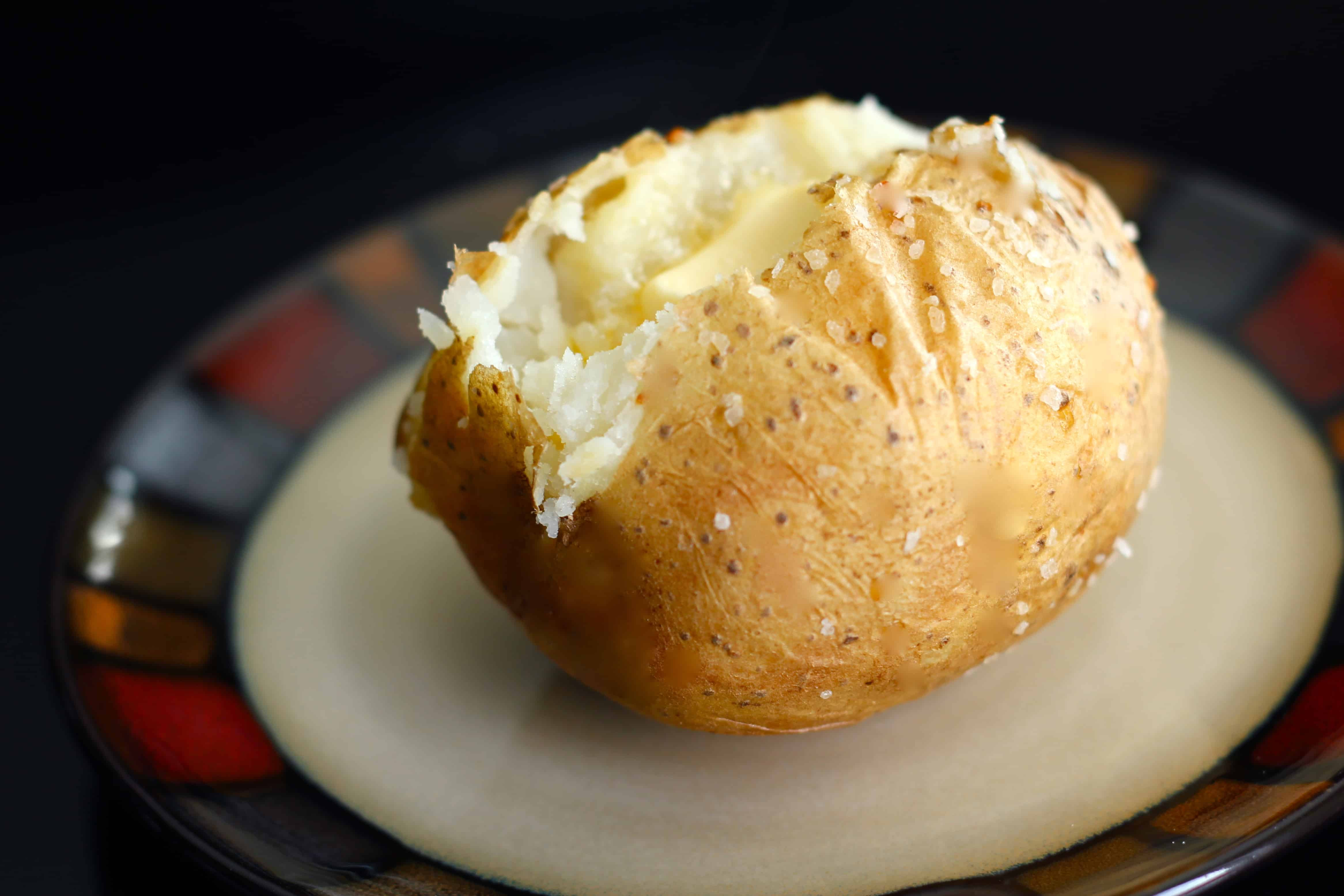 The Baked Potato  Best Baked Potato Ever G Free Foo