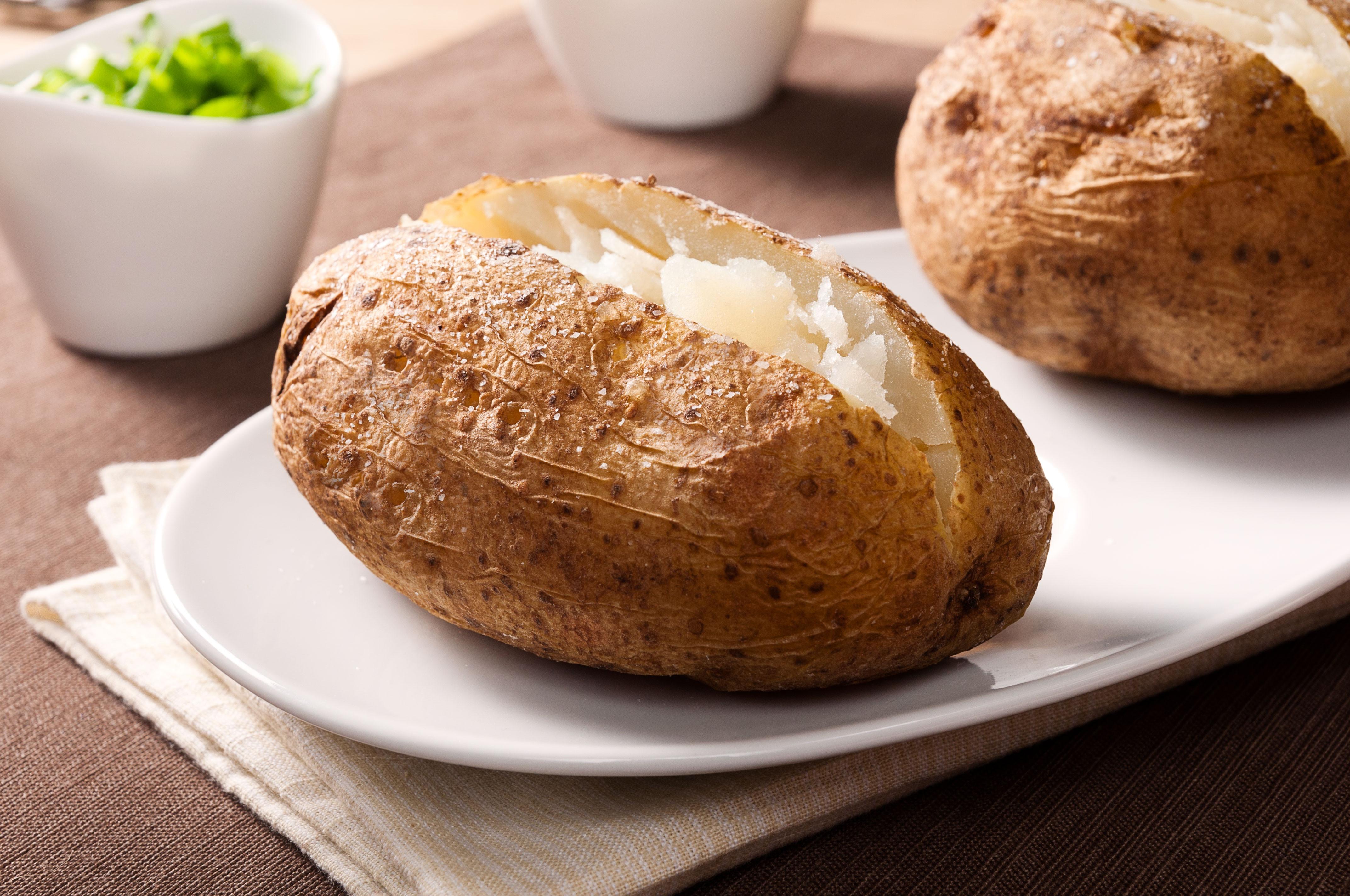 The Baked Potato  Perfect Baked Potato & My Bus Adventures I bake he shoots