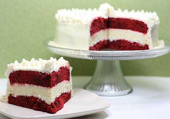 The Cheesecake Factory Ultimate Red Velvet Cake Cheesecake  Better than Cheesecake Factory Red Velvet Cheesecake Recipe