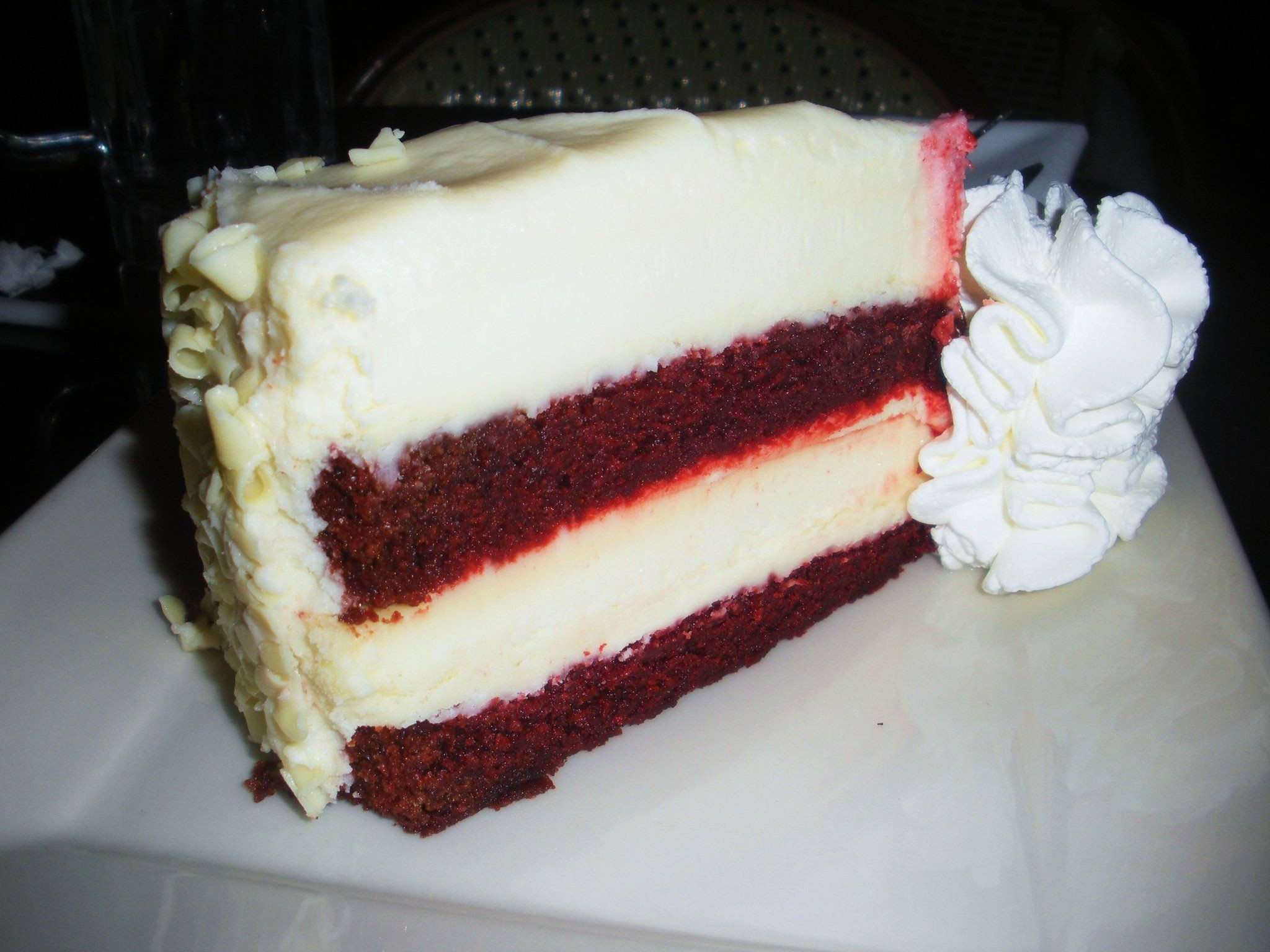 The Cheesecake Factory Ultimate Red Velvet Cake Cheesecake  Ultimate Red Velvet Cake Cheesecake™