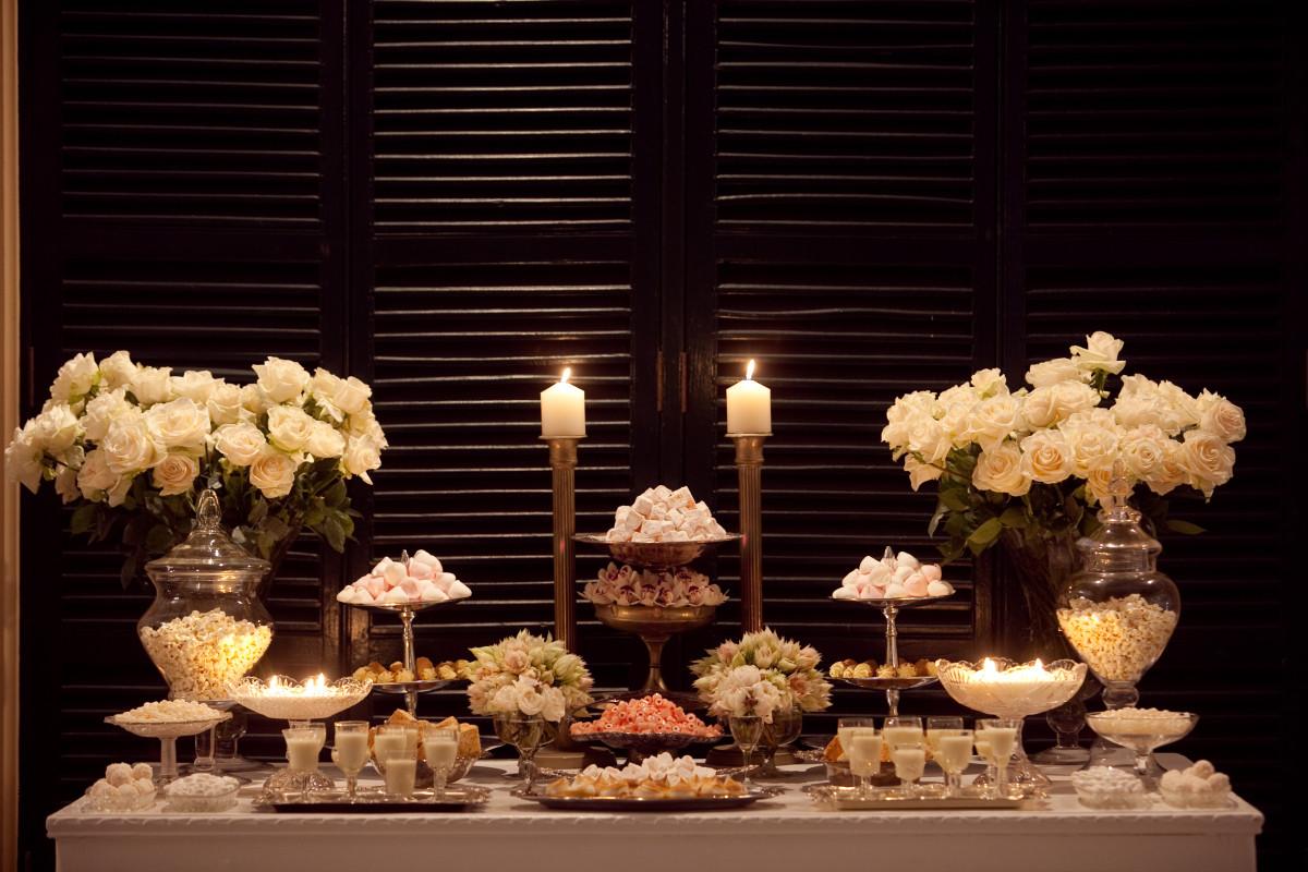 The Dessert Bar  10 Reasons to hire a Wedding Stylist…