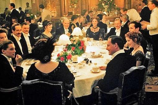 The Dinner Cast  Greatest Movie Dinner Scene of All Time