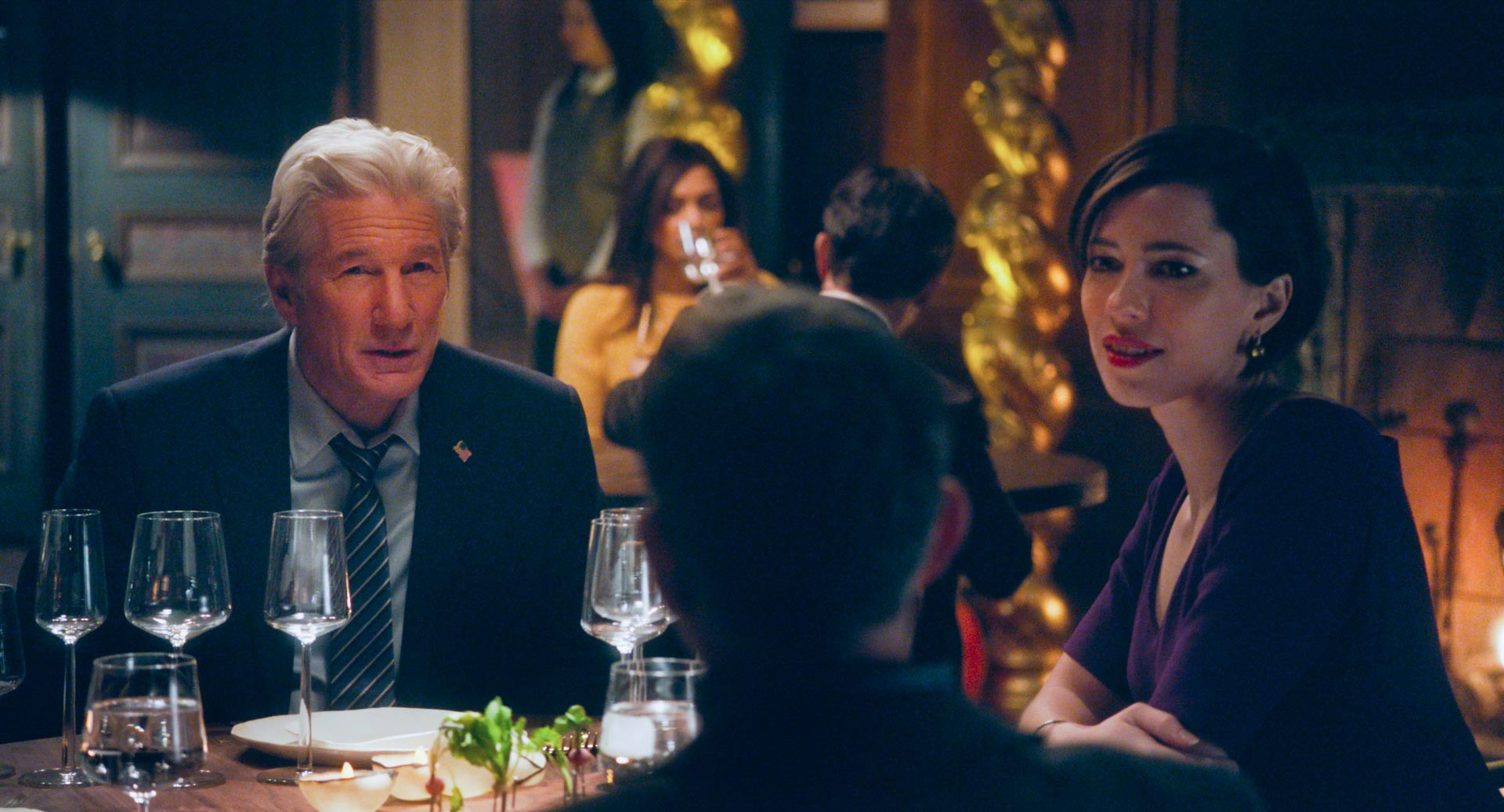 The Dinner Cast  The Dinner Recensione film con Richard Gere