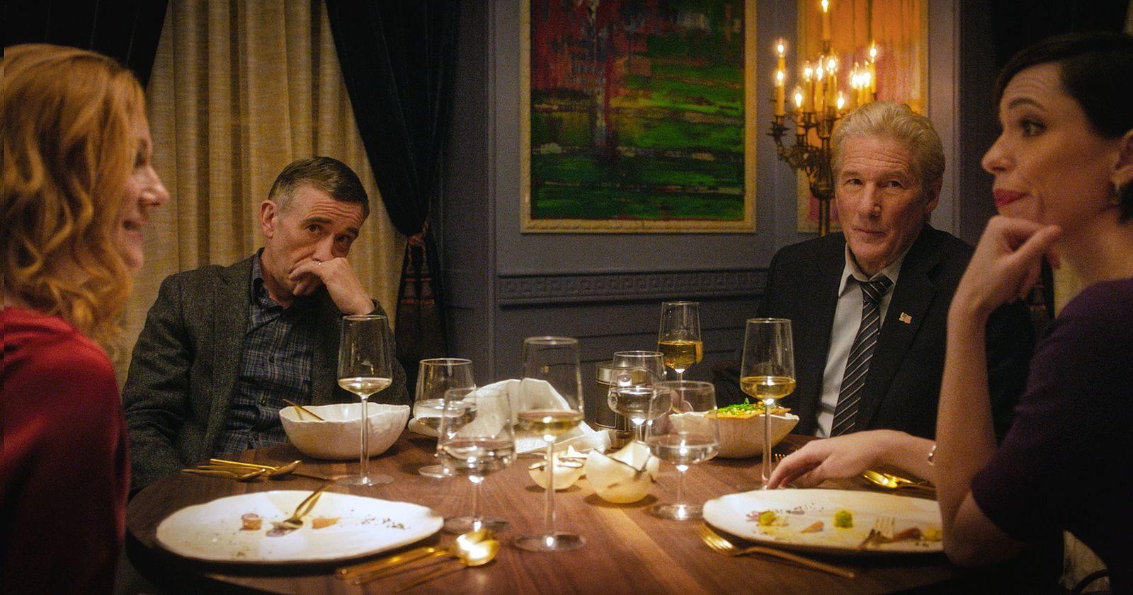The Dinner Cast  The Dinner