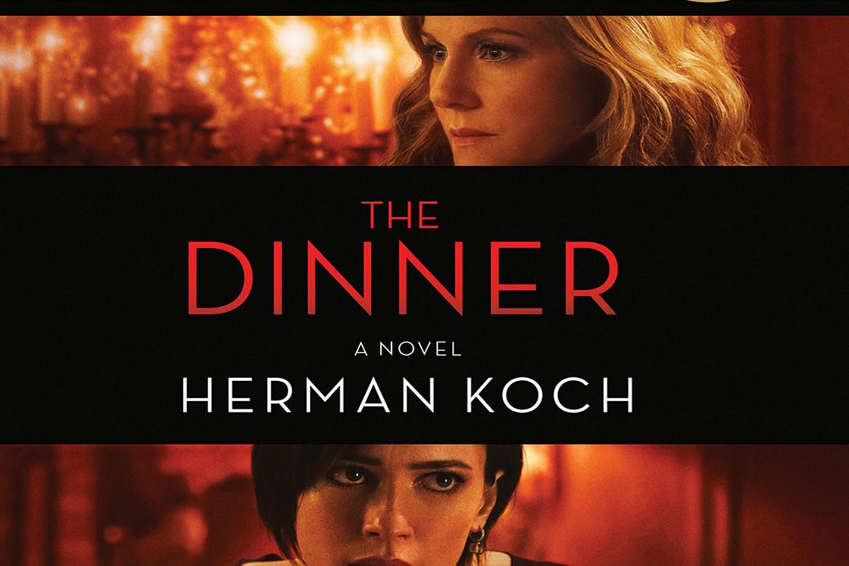 The Dinner Cast  Books on THE DINNER Borrow Read Repeat