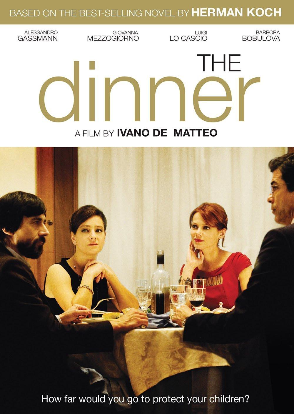 The Dinner Cast  December 2015