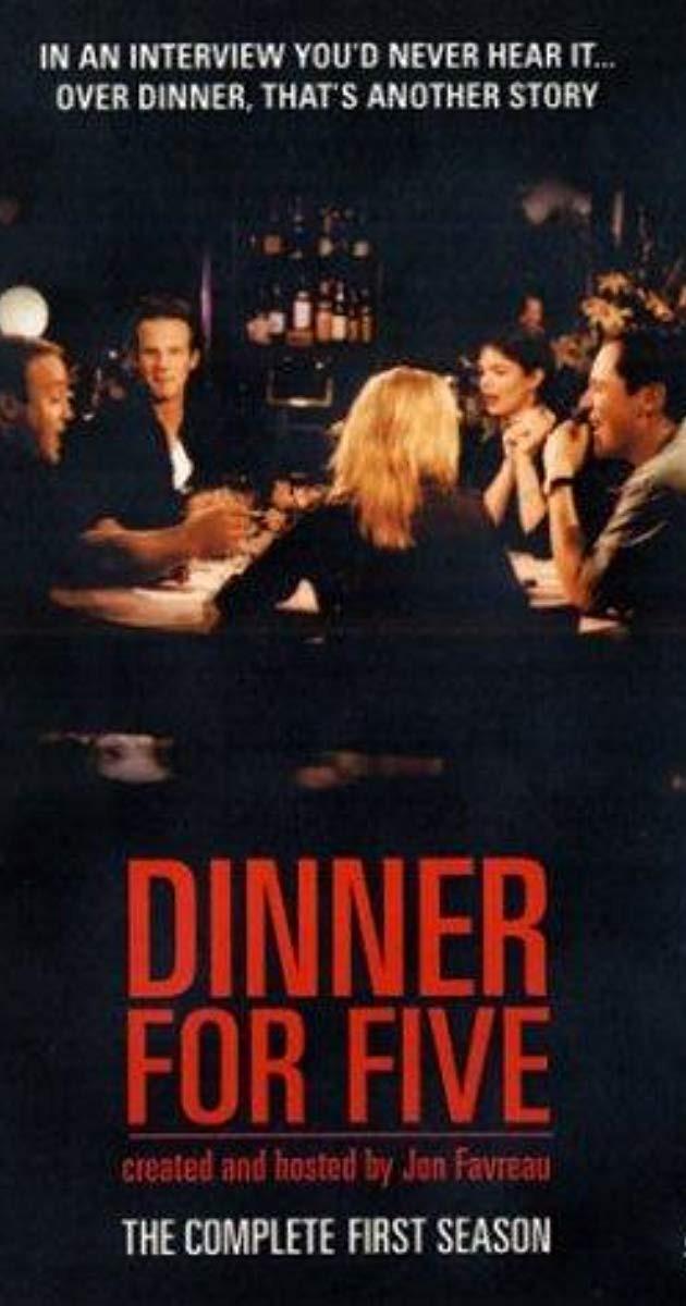 The Dinner Imdb  Dinner for Five TV Series 2001–2005 IMDb