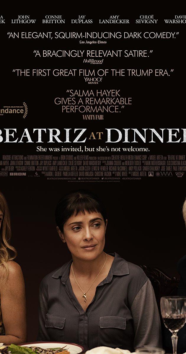 The Dinner Imdb  Beatriz at Dinner 2017 IMDb