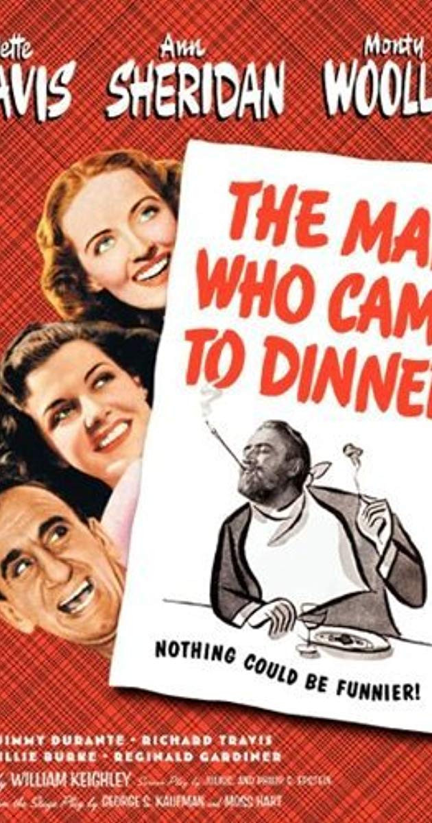 The Dinner Imdb  The Man Who Came to Dinner 1942 IMDb
