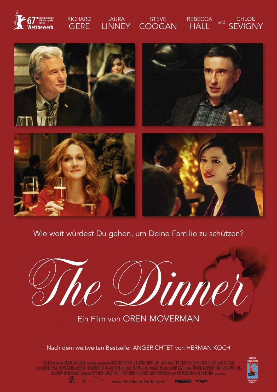 The Dinner Trailer  The Dinner Movie Poster Teaser Trailer