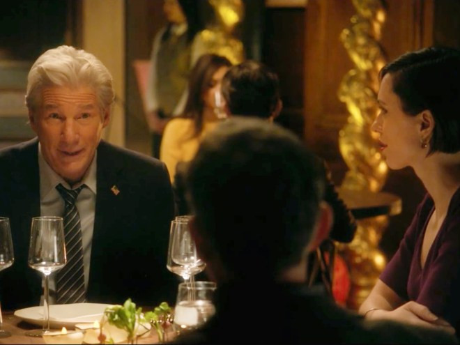 The Dinner Trailer  The Dinner trailer Richard Gere and Steve Coogan dish it out